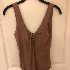 LA Hearts/Kendall & Kylie Nude bodysuit
